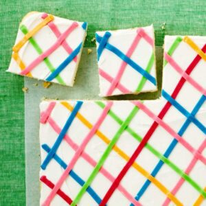 One Pan Sugar Cookie Bars | Tara Teaspoon