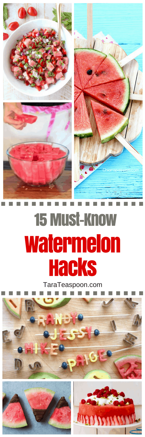 Watermelon is always the perfect summer treat, check out these 15 wonderful watermelon hacks that'll make your life easier and more delicious!
