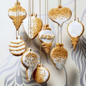 Honey Cinnamon Cut Out Cookies | Tara Teaspoon