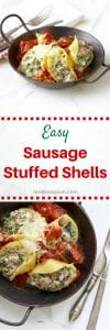 sausage stuffed shells long pin