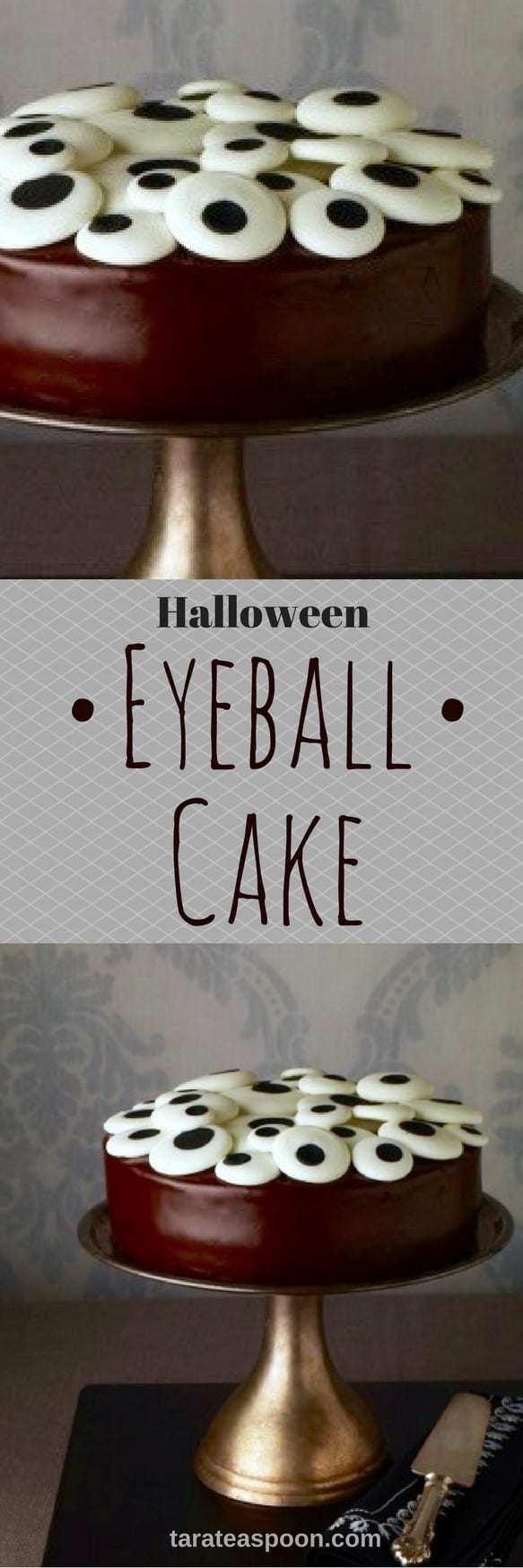 eyeball cake long pin
