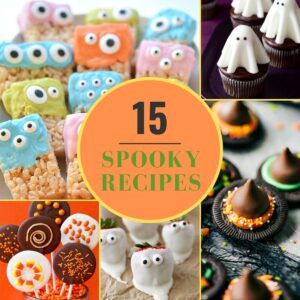 Spooky Halloween Treats