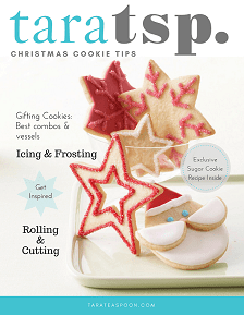 christmas cookie tips magazine