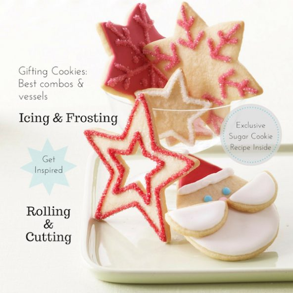 Christmas Cookie Tips Booklet Free Download | Tara Teaspoon