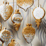 Honey Cinnamon Cookies for Christmas