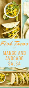 fish tacos with mango pin