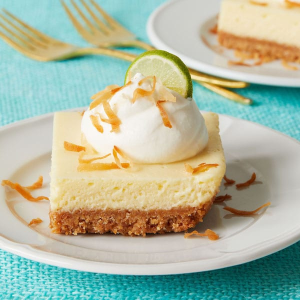 Key Lime Bars are a great summer dessert for a crowd