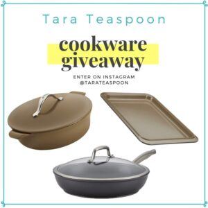 cookware giveaway image