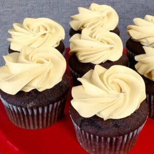 Chocolate Caramel Cupcakes | Recipe Mashup