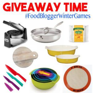 2018 Winter Games Dinners | Food Blogger Giveaway