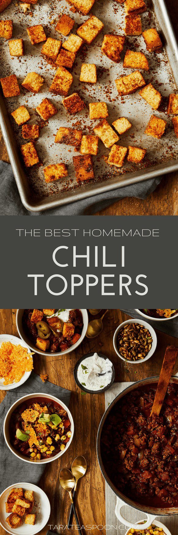 the best chili toppers for pinning