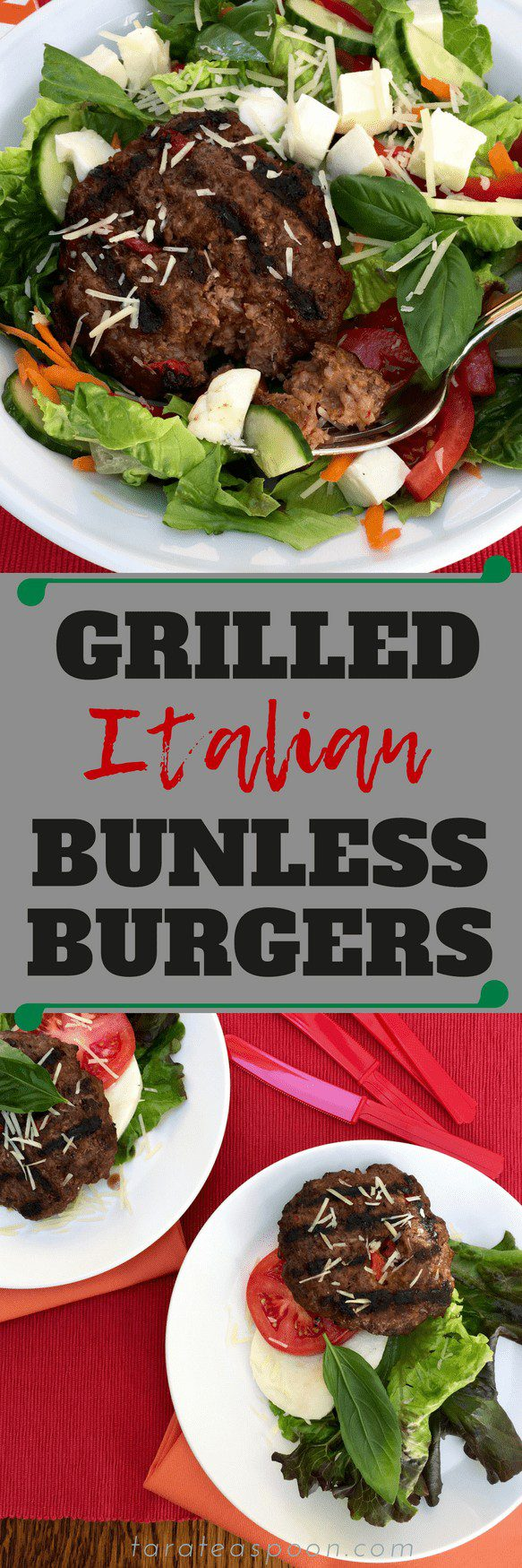 The perfect low carb italian unless unique burgers recipe you can make at home for the summer