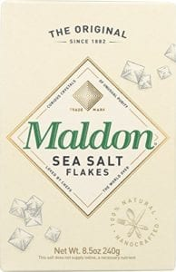 Sea Salt Flakes, 8.5 ounce Box