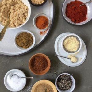 10 ingredient bbq rub ingredients