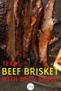 smoked beef brisket pin