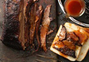 Texas bbq beef brisket recipe image