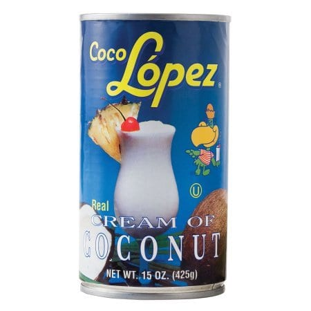 Coconut milk recipe for the perfect summer cocktail