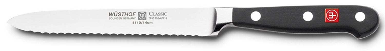 Wusthof Serrated Utility Knife