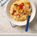 Cherry Tomato Risotto Pin