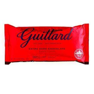 Guittard Extra Dark Chocolate on Amazon