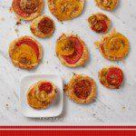 Tomato Tarts pin image