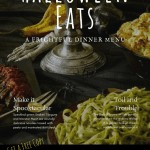 Get a free copy of my Halloween Dinner Menu Special Issue magazine