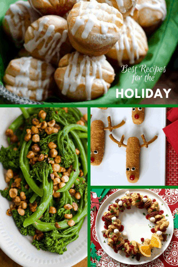 Best Recipes for Holiday Entertaining Pin