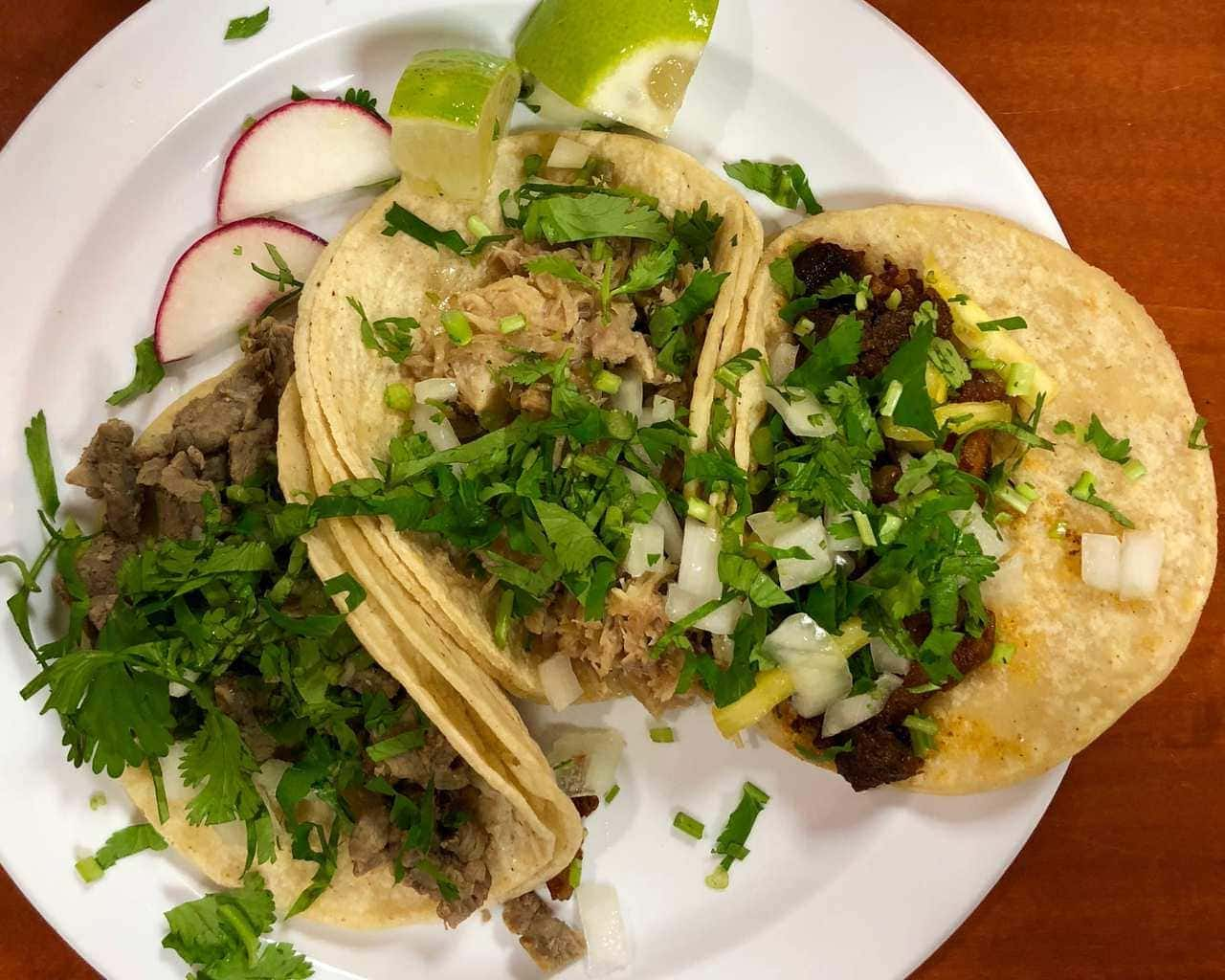 Tacos for Best New York Eats