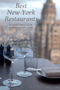 best new york restaurants pin image
