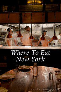 New York Eats from a local food editor pin image