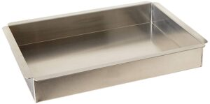 straight sided baking pan