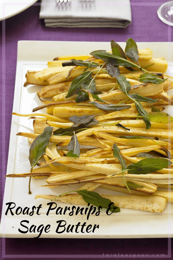 Roast Parsnips pin