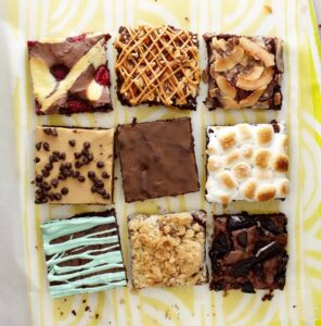 Boxed Brownies in all flavors