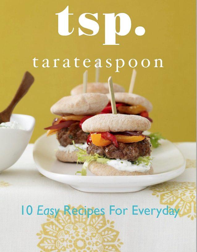10 easy recipe booklet image
