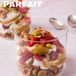 breakfast yogurt parfait pin