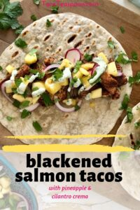 blackened salmon tacos pin 2