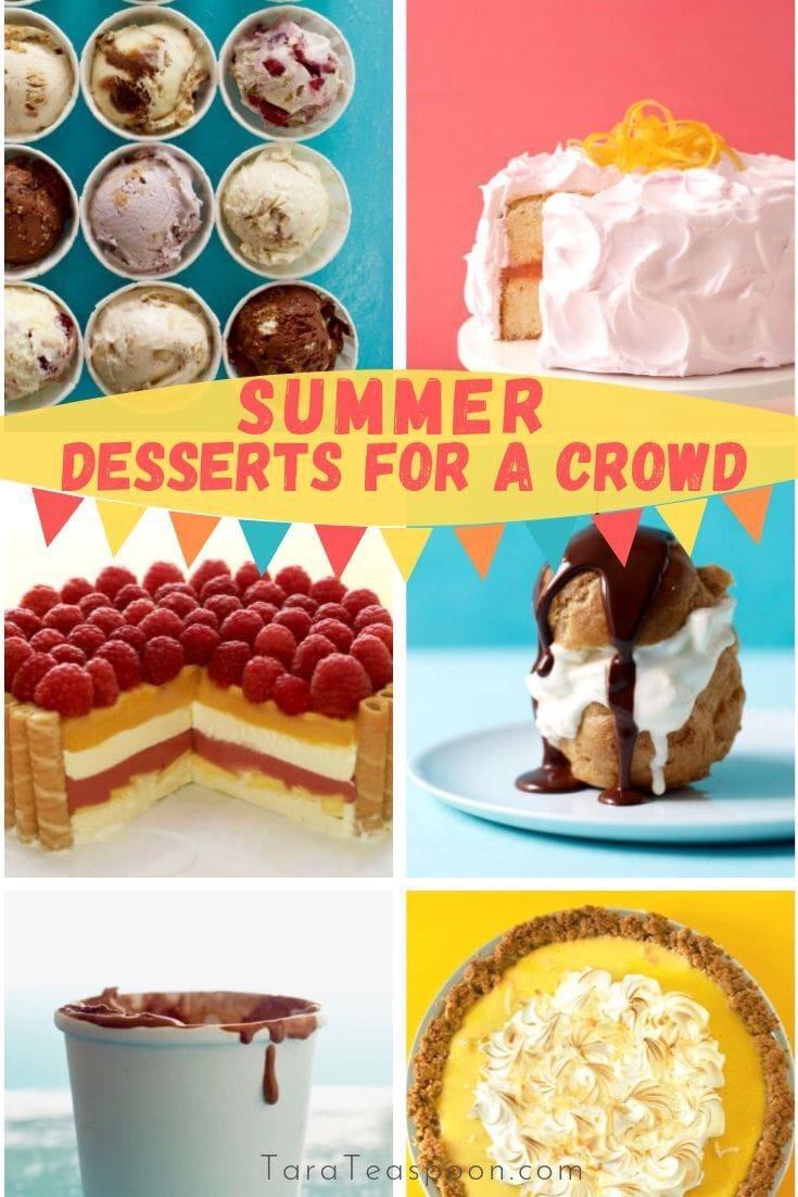summer desserts pin 1
