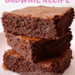 Ultimate Brownies Pin #1