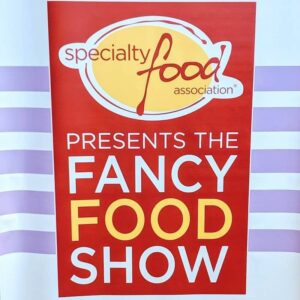 specialty food association presents the fancy food show 2020