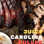 North Caroline Pulled Pork Pin