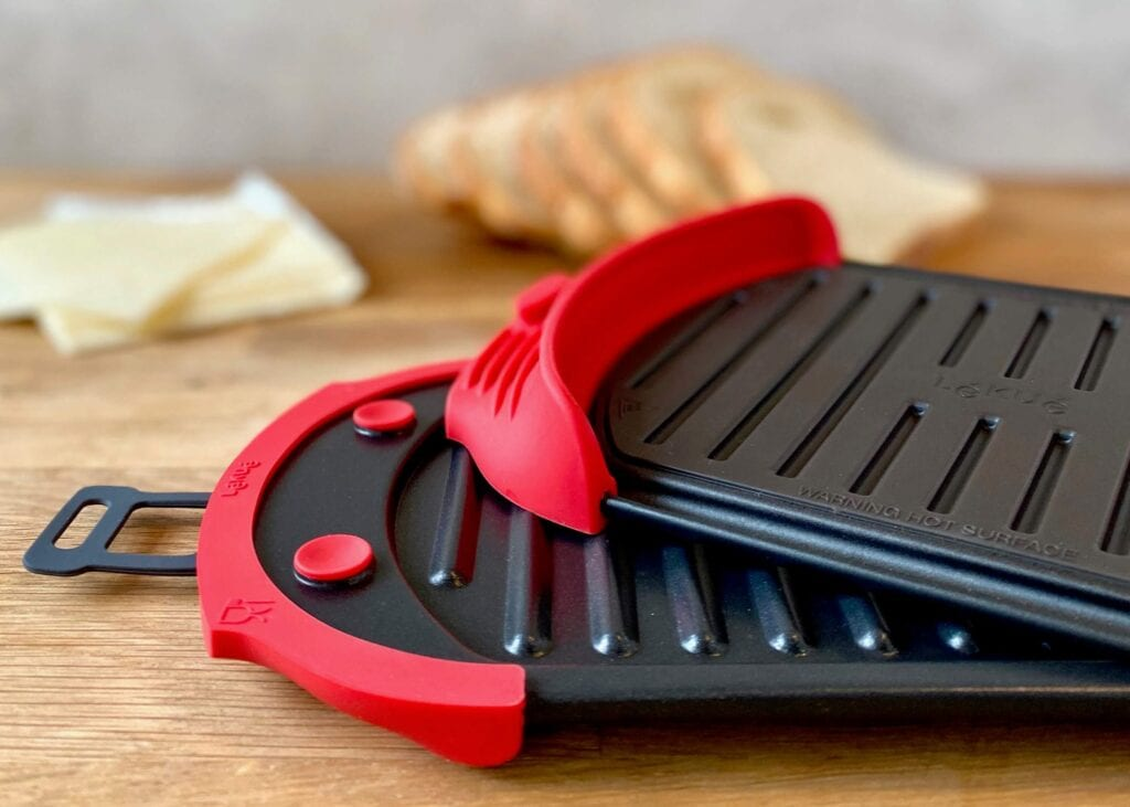 microwave grill for grilled cheese