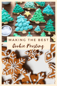 Make the Best Frosting for Cookies