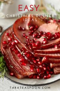 Easy Christmas Dinner Planning