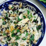 Easy Chicken and Rice Wraps Pinterest Pin