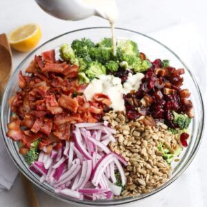 Broccoli Bacon Salad (Whole30)