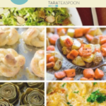 easter side dishes pin image