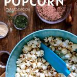 Barbecue Popcorn Pinterest Pin