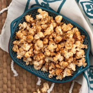 Sweet Chili Spiced Popcorn Feature Image