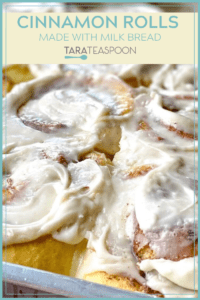 Soft Cinnamon Roll Recipe
