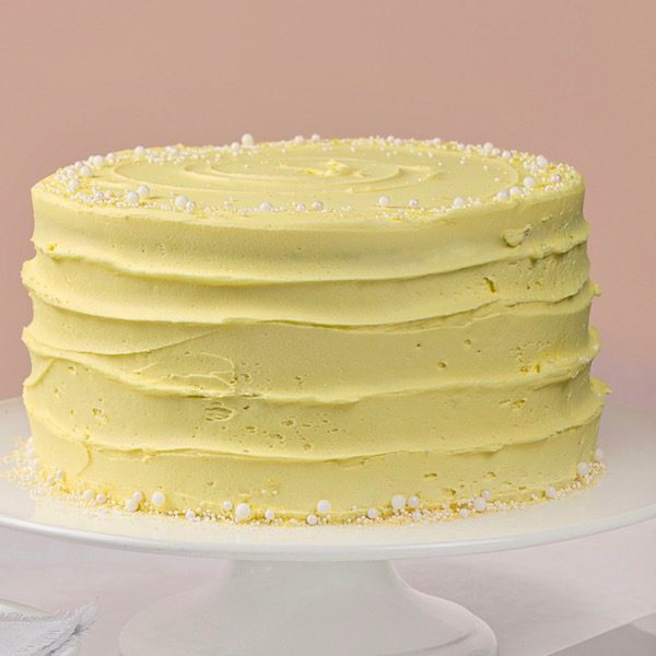 Lemon Cake feature image